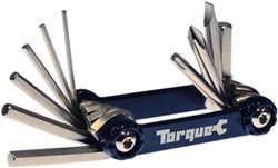 Image of Torque Compact 10 Alumium Folding Cycle Multi Tool