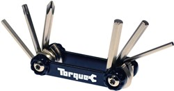 Image of Torque Compact 6 Alumium Folding Cycle Multi Tool
