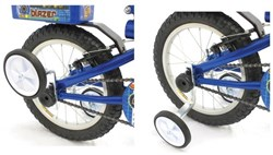 Image of Trail-Gator Flip Up Training Wheels