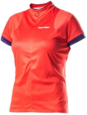 Image of Troy Lee Designs Ace Womens Short Sleeve Cycling Jersey 2015