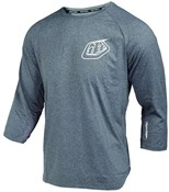 Image of Troy Lee Designs Compound 3/4 Sleeve Cycling Jersey