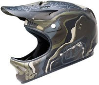 Image of Troy Lee Designs D2 Full Face MTB Mountain Bike Helmet 2015