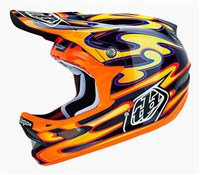 Image of Troy Lee Designs D3 Full Face MTB Mountain Bike Helmet 2015