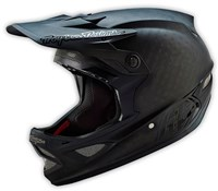 Image of Troy Lee Designs D3 Midnight Carbon Full Face MTB Mountain Bike Helmet 2016