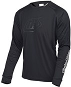 Image of Troy Lee Designs Moto Solid Long Sleeve Cycling Jersey