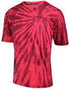 Image of Troy Lee Designs Network Tie Dye Short Sleeve Cycling Jersey