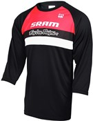Image of Troy Lee Designs Ruckus SRAM TLD Racing Team 3/4 Three Quarter Sleeve Cycling Jersey