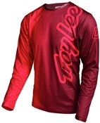 Image of Troy Lee Designs Sprint 50/50 Long Sleeve Cycling Jersey