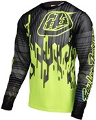 Image of Troy Lee Designs Sprint Air Code Long Sleeve Cycling Jersey