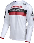 Image of Troy Lee Designs Sprint Air Sram TLD Racing Team Long Sleeve Cycling Jersey