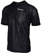 Image of Troy Lee Designs Terrain Contrast Short Sleeve Cycling Jersey