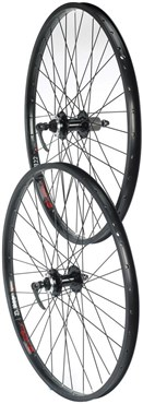 Image of Tru-Build 26 inch Alex DM22 Rim Jump Front Wheel
