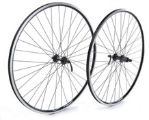 Image of Tru-Build 700c Mach 1 CFX Alloy Rim Front Road Wheel