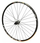 Image of Tru-Build 700c Mach 1 Omega Rim Front Wheel