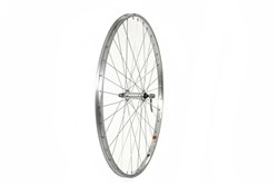 Image of Tru-Build 700c Trekking Front Wheel - QR Alloy Hubs
