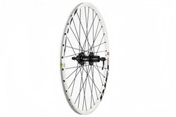 Image of Tru-Build MX26 Disc Specific Rim With 6 Bolt Disc Hub MTB Rear Wheel