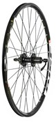 Image of Tru-Build Mach 1 MX Disc Specific Rim With 6 Bolt Disc Hub 8/9 Speed Rear Wheel