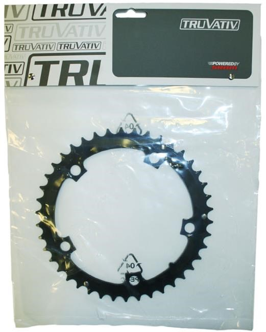 Truvativ 42t 5 Bolt 130mm BCD Triple Steel Road Chainring
