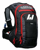 Image of USWE A4 Challenger Hydration Pack 6L Cargo With 3.0L Shape-Shift Bladder