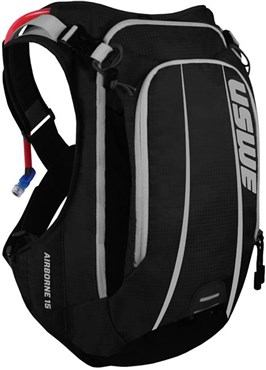 Image of USWE Airborne 15 Hydration Pack 12L Cargo With 3.0L Shape-Shift Bladder