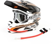 Image of USWE Helmet Handsfree Kit (For Full-Face Helmets)