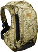 Image of USWE Patriot 15 Pack 12L Cargo Back Protector With 3.0L Elite Bladder