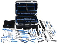 Image of Unior Set Of Bike Tools 50 Pieces In Tool Case /50 1600G1N