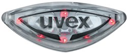 Image of Uvex LED Helmet Safety Light