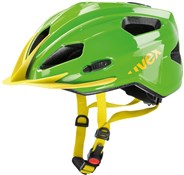 Image of Uvex Quatro Junior Kids Helmet 2016