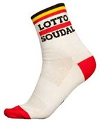 Image of Vermarc Lotto Soudal Socks 2015