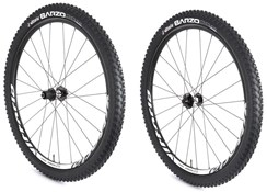 "Image of Vittoria Creed XC 26"" Alloy Quick Release Shimano MTB Wheelset"