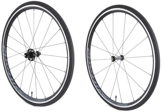 Image of Vittoria Elusion Performance Alloy SRAM/Shimano No Tool Freewheel Clincher Quick release Wheelset
