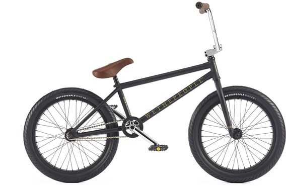We The People Zodiac 20w 2017 BMX Bike