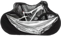 Image of White Lightning Bike Johnny Bike Bag