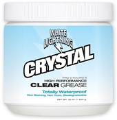 Image of White Lightning Crystal Clear Grease