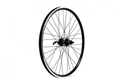 Image of Wilkinson 26 8 Speed Cassette Alloy Disc Rear Wheel