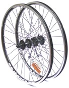 Image of Wilkinson 26 inch 8/9 Speed Q/R Disc MTB Rear Wheel