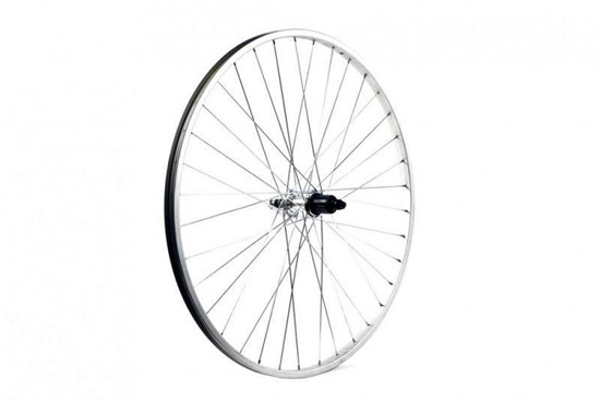 Image of Wilkinson 700c Single Wall QR Cassette Hybrid Rear Wheel