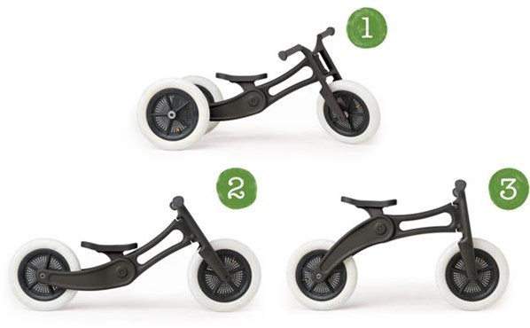 Image of Wishbone 2in1 - Recycled Edition (RE) 12W 2017 Kids Balance Bike
