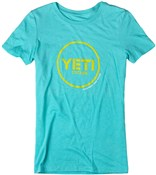 Image of Yeti Button Ride Womens Short Sleeve Jersey