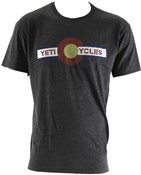 Image of Yeti CO Flag Ride Short Sleeve Jersey