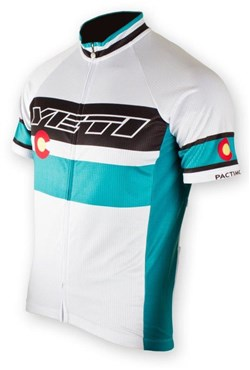 Image of Yeti Racen XC Short Sleeve Jersey