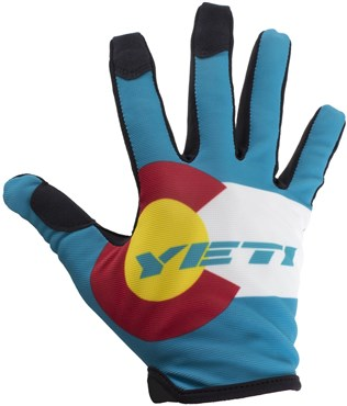Image of Yeti Summit Long Finger Gloves