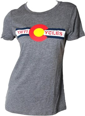Yeti Womens Ride Short Sleeve Jersey