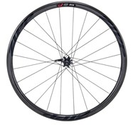 Image of Zipp 202 Carbon Clincher Disc Brake V2 77D 24 Spokes Front Wheel