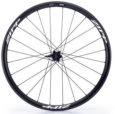 Image of Zipp 202 Tubular 177 24 Spokes 10/11 Speed Rear Wheel