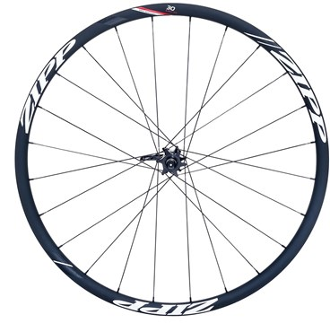 Image of Zipp 30 Course Disc Brake Tubular Front Wheel - (QR, 12mm & 15mm Through Axle Caps)