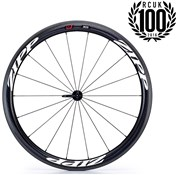Image of Zipp 303 Firecrest Carbon Clincher 77 18 Spoke Front Wheel
