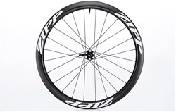 Image of Zipp 303 Firecrest Carbon Clincher Tubeless Disc Front Road Wheels - 77D