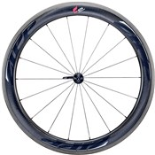 Image of Zipp 404 FireStrike Carbon Clincher Front Wheel - 18 Spokes Impress